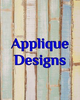Applique Designs